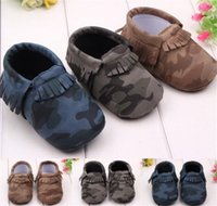 20pair Baby tassels First Walker moccs Pu Leather Baby soft ...