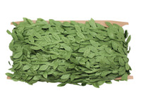 131Ft Artificial Vine Leaves Ribbon Fake Hanging Plants Wrea...