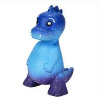 12 CM Jumbo Dinossauro Squeeze Brinquedo Bonito Squishy Simulação PU Lento Rising Squishy Divertido Gags Stress Relief Joke Toy Presente