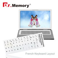 French laptop Keyboard Sticker Standard French Layout Durabl...