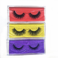 Seashine 100% Mink Eyelashes 3D False Lashes Hand Made Full ...