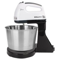 Abs + Stainless 7 Speed Electric Eggs Stand Mixer Hand Counte...