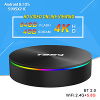 Android 8. 1 TV BOX T95Q S905X2 Quad Core 4GB 64GB 2. 4G 5. 8G ...