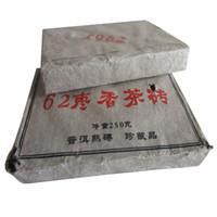 Tercih 250g Yunnan Hünnap Parfüm El Yapımı Preslenmiş Siyah Puer Çay Tuğla Olgun Puer Organik Doğal Pu'er Eski Ağaç Pişmiş Puer Çay