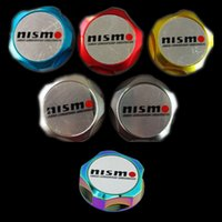COLORFUL RACING ENGINE OIL FILLER CAP FUEL TANK COVER FOR NI...