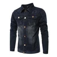 Die Han Edition Men Plus-Size-Außenhandelsjacke Jean
