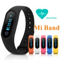 M2 Smart Band Fitness tracker Heart Rate Monitor Waterproof ...