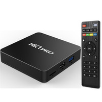 1pcs HK1 Pro Android 8. 1 4GB 64GB Amlogic S905X2 TV BOX Quad...