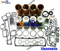4TN100L 4TN100TL 4TN100E overhaul rebuild kit for Yanmar eng...