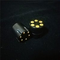 30mm Shooters Bullet Grinders Herb Tobacco Smoke Crusher Han...