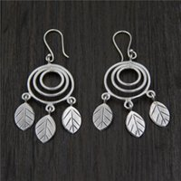 designer jewelry fashion charm 925 sterling silver earrings ...