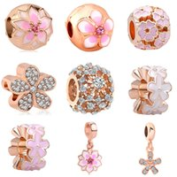 free shipping MOQ 20pcs silver rose gold white or pink daisy...