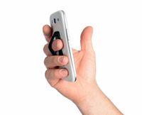 эластичная лента застряла на ремне мобильного телефона Сенсорный держатель Finger Ring ручка устройства для крепления на iphone 8 X