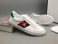 Lüks Ayakkabı Arı Ayakkabı Erkekler Kadınlar Lüks Rahat Ayakkabılar Lüks Tasarımcılar Sneaker Dantel-up Açık Ayakkabı Moda Kadın Rahat Tasarımcı ayakkabı