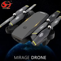 FLY S169 Foldable Drone With WiFi HD Double camera FPV Wide ...