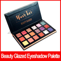 2018 Newest Beauty Glazed Eyeshadow Palette 18 colors ultra ...