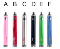 EVOD TWIST II VV Battery 3. 3V- 4. 8V 1300 1600mah evod twist 2...