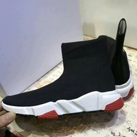 huge discount f5964 baa14 Nouvelle couleur jaune chaussette de luxe chaussures BB occasionnels  chaussures