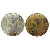 Non- currency Coins Monero Coin Commemorative Coin Art Collec...