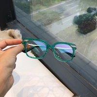 da24efd8bd Montura de gafas lente clara 0284 gafas de alta calidad montura hombre  mujer monturas de gafas