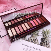Makeup eyeshadow palette cherry 12 colors eye shadow palette...