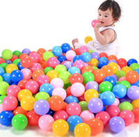Baby Ocean Balls Toys Eco- friendly Plastic Water Pool Ocean ...