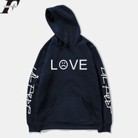 Lil Peep Men Women Hoodies Spring Autumn Street LOVE Printed...
