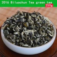 tè buona all'ingrosso 250g tè premio biluochun molla nuovo tè verde Pi Lou Chun prodotti sanitari
