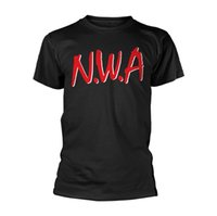 N. W. A. Logo Hip Hop Rap NWA Official Tee T- Shirt Mens Unisex