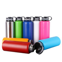 Vacuum Insulated Bottle 18OZ 32OZ 40OZ Double Wall Stainless...