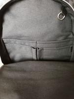 Inflamado Design de couro real Hight Quality Homens Bakcpack N58024 Preto / Cinza Prefeitura Esporte Zipper Michael Homens Mochilas 45 * 26 * 17 cm