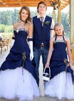2020 Novos vestidos de casamento camo querida plissada espartilho espartilho de volta uma linha comprimento do chão vintage jardim país vestidos nupciais
