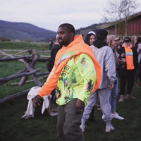 Free Shipping New Kanye West Wyoming Pullover YE Album Hip H...