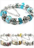 18 + 3CM New Fashion European Charm Bracelets pour les femmes adaptent 925 bracelet serpent chaîne bijoux bricolage jour enfants comme cadeau de Noël