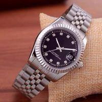 orologio da uomo di lusso di marca hot top calendario calendario black designer orologi da donna all'ingrosso di alta qualità vestito orologio in oro rosa reloj mujer