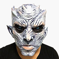 Latex Mask Right Game American Drama Night King Latex Mask F...