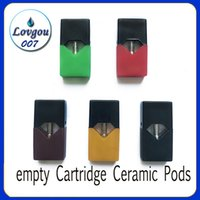 2019 Wholesale dis- assembled empty Cartridge Ceramic Pods Fo...