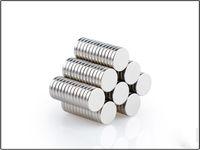 Горячие продажи N35 12x1.5mm Увереенные неодимовые магниты магнитные круглые редкоземельные магниты двойной боковой магнетизм постоянный магнит доставка быстро