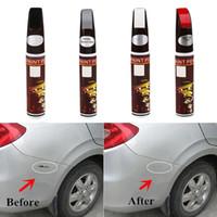 13 Couleur ZHANDIAN Nouveau 4 Couleurs Professionnel Réparation de Voiture Peinture Stylo Fix It Pro Effacer Remover Remover Peinture Stylos