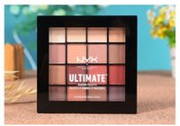 Hot Sale NYX 16 colors NYX ultimate eyeshadow Palette Ombre ...