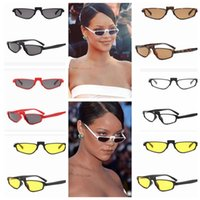 new sunglasses ladies personality sunglasses women Men Fashi...
