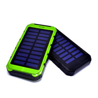 New Power Bank 20000mAh Solar Powerbank Extreme MobilePhone ...