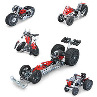3D Assembly Metal Model Kits Toy 5 IN 1 Building Puzzles 203...