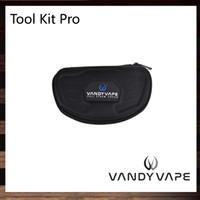 Набор инструментов Vandy Vape Pro с керамическим набором для пинцета Катушки Ножницы и плоскогубцы Внутренние шестигранные винты для RDA 100% оригинал