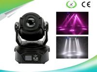 Пятна Сид 90W moving головной луч света DMX 512 90 Вт Гобо свет Сид moving ЖК-дисплей с 3 сторон призмы LLFA