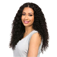 Z&F 100% Human Hair Full Lace Wigs For Black Women 16Inch Lo...