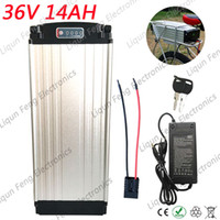Hot Sale with Taillight 36V14AH Electric Bike Battery Lithiu...