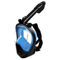 nouveau Masque de plongée sous-marine complet Masques Respiratoires à 180 Degrés Masque de Plongée Scuba Anti-Brouillard