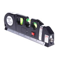 YIKODA Laser Level Horizon Vertical Measure 8FT Aligner Stan...