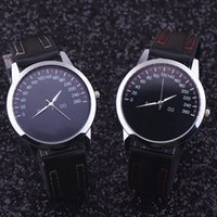 2018 Fashion Racing Watch Men Quartz Analog Hours Leather St...